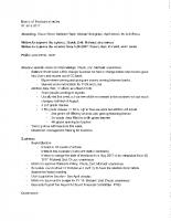 June 07 2017 Board Minutes